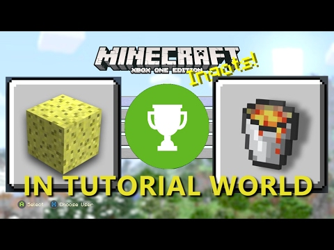 Minecraft Achievement Guide (2 Achievements) -