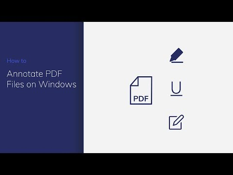 Annotate PDF Files on Windows with PDFelement