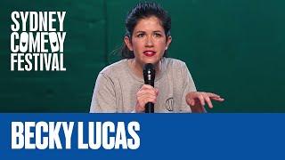 Becky Lucas - Sydney Comedy Festival 2017