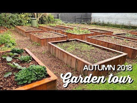 Garden Tour: Autumn 2018 | A Thousand Words