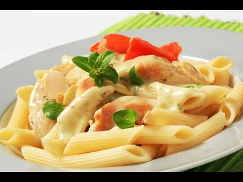 How to make penne pasta recipe with chicken
