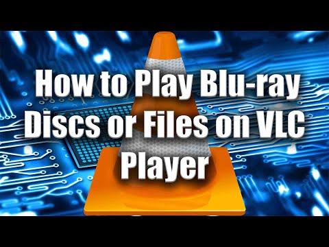 How to Play Blu-ray On VLC Player - Windows PC Tutorial