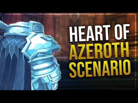 Obtaining The Heart Of Azeroth   Why & How We Obtain It!   Battle for Azeroth!