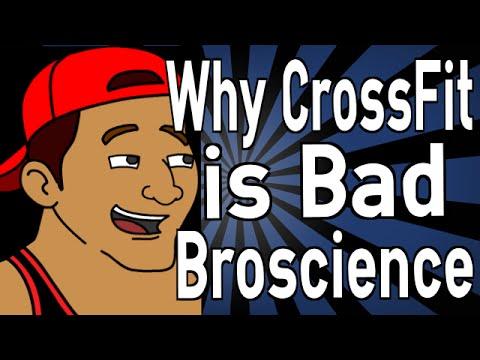 Why CrossFit is Bad Broscience