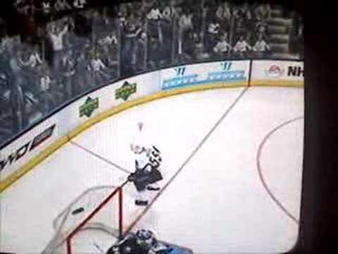 NHL 08 Shootout Win