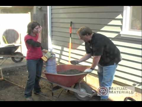 Installing Your Own Paver Patio.mov