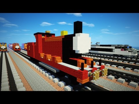 Minecraft James Thomas & Friends Tutorial