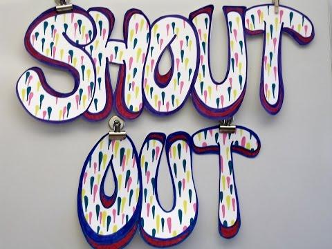 SHOUTOUT 2 ( MARIE LANCASTER )