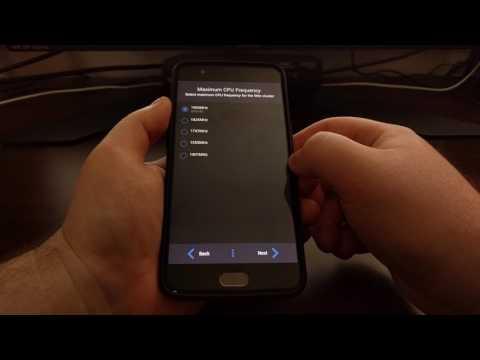 OnePlus 5 | Install a Custom Kernel