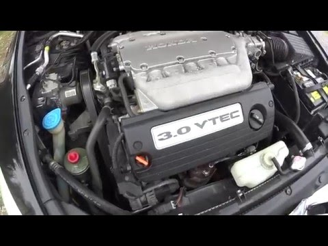 How to Replace the Power Steering O-Ring on a 2003-2007 Honda Accord V6