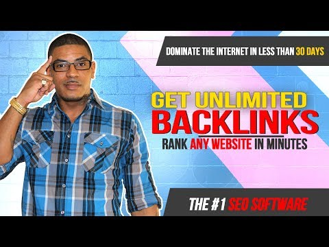 How To Get Backlinks Fast 🚀 - Most Powerful SEO Software