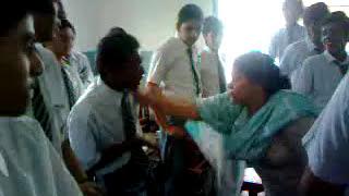GOT SLAP FROM TEACHER!!