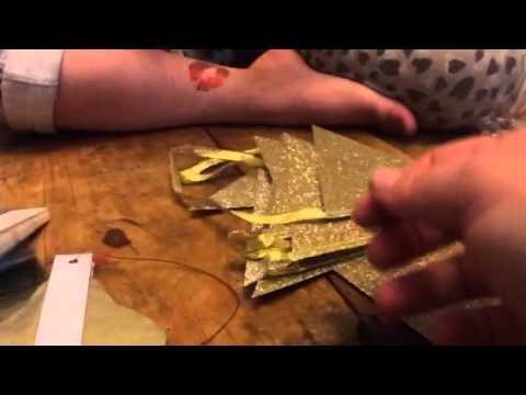 Sunbeauty Gold Series Tissue Paper Fans