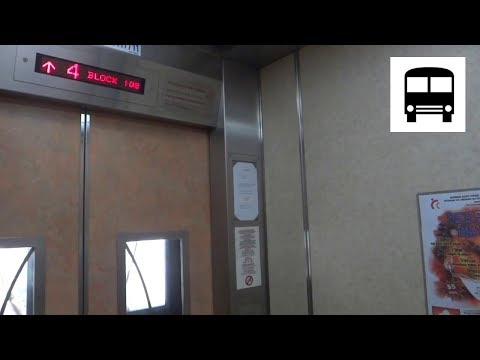 Blk 108 Potong Pasir Residential HDB, Singapore - Fujitec Bottom-Drive Traction Elevator