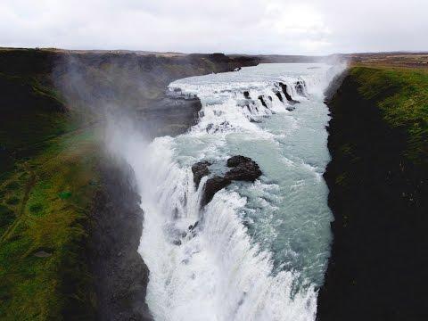 GAME OF THRONES ICELAND - Gullfoss Waterfall