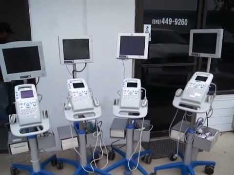 Used SonoSite 180 Plus Portable Ultrasound for Sale