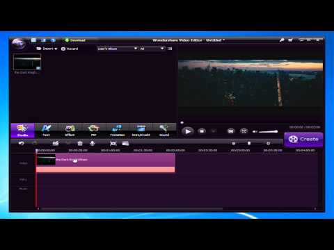 How to Trim MP4 MPEG4) Video