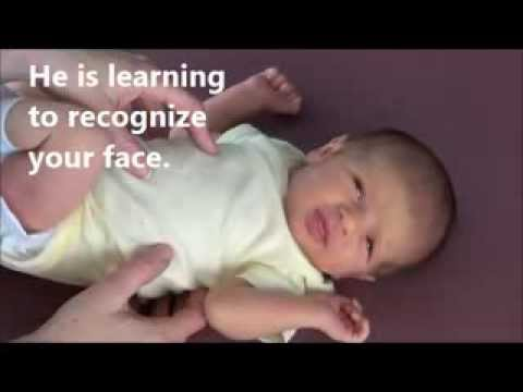 Your Baby - Visual Development - Birth to One Month