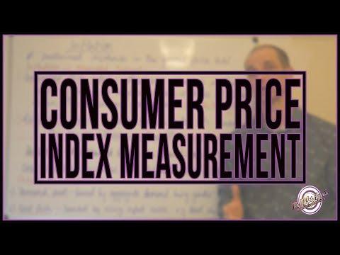 Consumer Price Index (CPI) Measurement & calculation