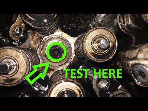 Compression Test Your Diesel Engine. Leakdown Test Your Diesel Engine.