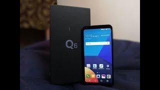 [Exclusive] LG Q6 India Unboxing, Camera, Hands On and First Impression