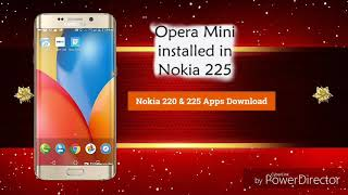 Which Website Is Used To Nokia 225 Vxp Appdownload Video MP4