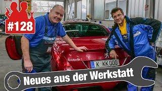 Wo steckt der Fehler im Peugeot 308? Ist die Wasserpumpe kaputt?    Holger sucht Mitarbeite***** ;-)