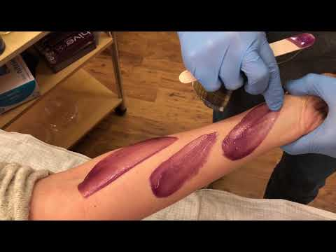 Quick tips for hot wax removal with Ashmira Botanica