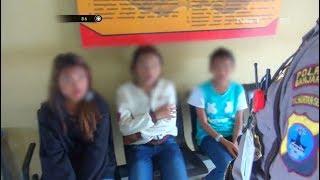 Nyaris Tawuran Karena Diejek, 3 Gadis Ini Diamankan - 86