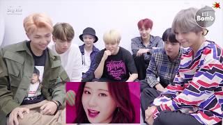 Download BTS Reacts to ITZY DALLA DALLA MV Video