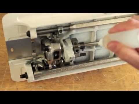HDSew PortaWalker | How to Oil and Maintain Your Machine | Industrial Sewing Machine Advice