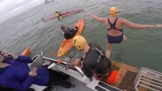 2016 Alcatraz Swim