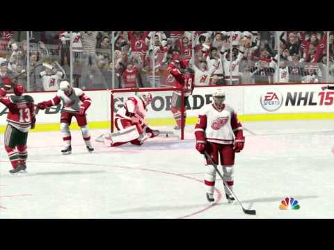 Tough to get that WIN Sometimes LOL!!  | NHL 15 HUT Division 1 Gameplay