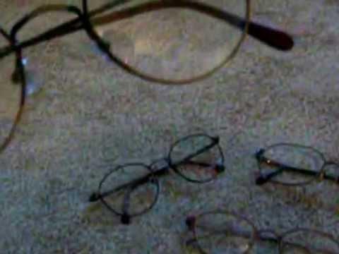 Variety of eyeglasses frames for sale titanium, flexon,metal frames brandsfor sale eBay