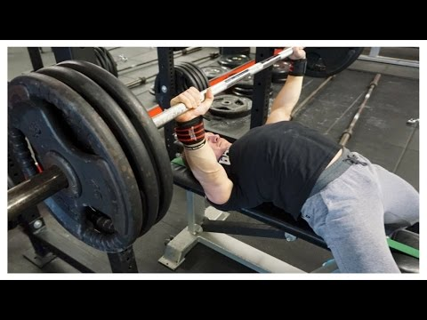 How to Bench Press - Heavy Training - New Shirts