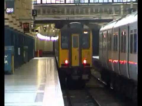 Trains In London VI: London Liverpool Street Part 1 (15th September 2010)