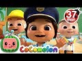 Jobs And Career Song More Nursery Rhymes Kids Songs CoCoMelon