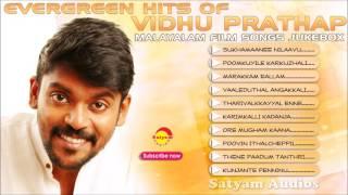 Evergreen Hits of Vidhu Prathap | Audio Jukebox | Malayalam Film Songs