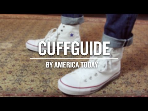How To: Cuff/Roll your Jeans by America Today