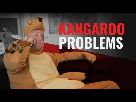 Kangaroo Problems: What To Do When Sales Prospects Don't Buy