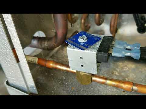Walk- In Cooler / Freezer liquid line Solenoid Valve