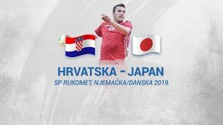 HRVATSKA – JAPAN  35-27 | SVJETSKO PRVENSTVO 2019