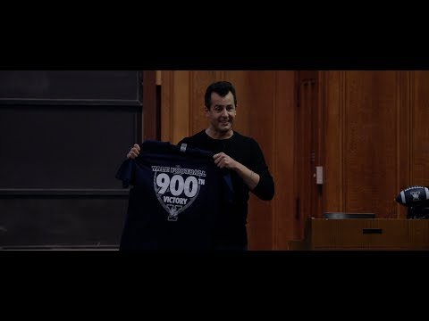 CS50 2017 - Lecture 12 - The End at Yale