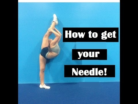HOW TO GET YOUR NEEDLE!
