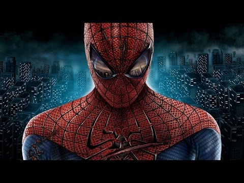 The Amazing Spiderman - Speed painting using procreate (iPad air 2).