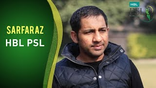 HBL PSL - Sarfraz Ahmed at Silly Point