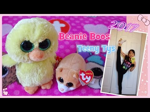 2017 New Ty Beanie Boos & Teeny Tys: story time Failed an Exam | RG Selena