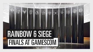 Rainbow Six Pro League - Finals at Gamescom