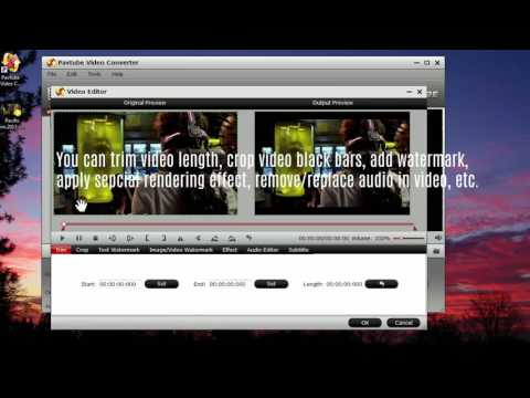 How to Convert MP4 for Cyberlink PowerDirector Editing