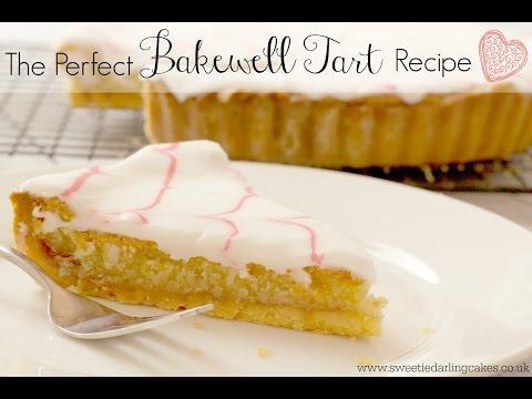 Bakewell Tart Recipe